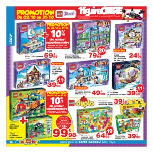 Catalogue Maxi Toys Belgique Noël 2017 page 30