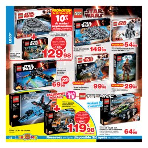Catalogue Maxi Toys Belgique Noël 2017 page 32