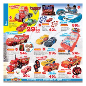 Catalogue Maxi Toys Belgique Noël 2017 page 36