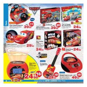 Catalogue Maxi Toys Belgique Noël 2017 page 38