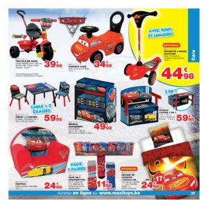 Catalogue Maxi Toys Belgique Noël 2017 page 39