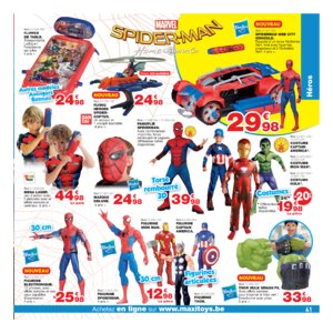 Catalogue Maxi Toys Belgique Noël 2017 page 41