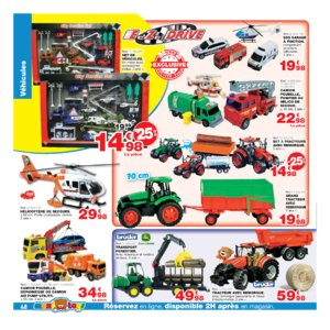 Catalogue Maxi Toys Belgique Noël 2017 page 48