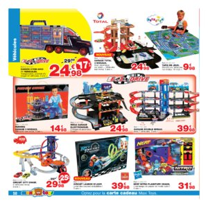Catalogue Maxi Toys Belgique Noël 2017 page 50