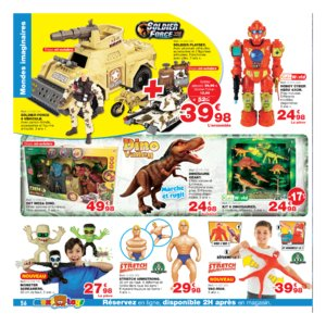 Catalogue Maxi Toys Belgique Noël 2017 page 56
