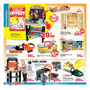 Catalogue Maxi Toys Belgique Noël 2017 page 58