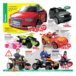 Catalogue Maxi Toys Belgique Noël 2017 page 64