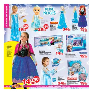 Catalogue Maxi Toys Belgique Noël 2017 page 66