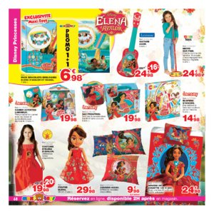 Catalogue Maxi Toys Belgique Noël 2017 page 68
