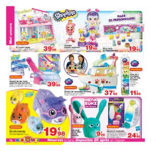 Catalogue Maxi Toys Belgique Noël 2017 page 76