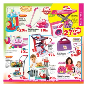 Catalogue Maxi Toys Belgique Noël 2017 page 87