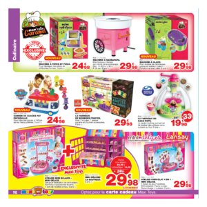 Catalogue Maxi Toys Belgique Noël 2017 page 90