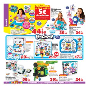 Catalogue Maxi Toys Belgique Noël 2017 page 92