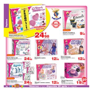 Catalogue Maxi Toys Belgique Noël 2017 page 96
