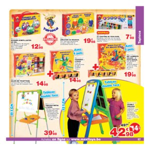 Catalogue Maxi Toys Belgique Noël 2017 page 97