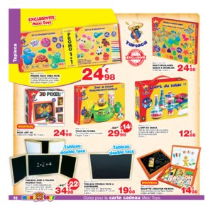 Catalogue Maxi Toys Belgique Noël 2017 page 98
