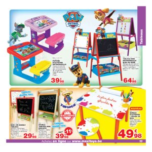 Catalogue Maxi Toys Belgique Noël 2017 page 99