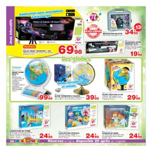 Catalogue Maxi Toys Belgique Noël 2017 page 100