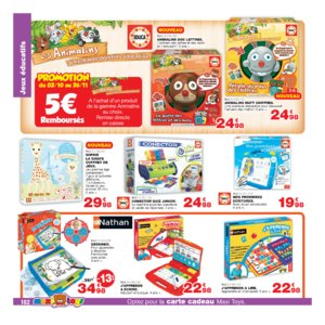 Catalogue Maxi Toys Belgique Noël 2017 page 102