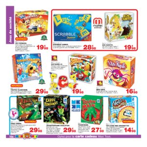 Catalogue Maxi Toys Belgique Noël 2017 page 106