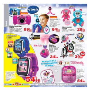 Catalogue Maxi Toys Belgique Noël 2017 page 124