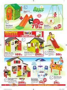 Catalogue Maxi Toys France Allez On Sort 2018 page 2