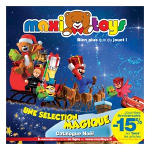 catalogue jouet maxi toys noel 2018 Catalogue Maxi Toys Noël 2017 | Catalogue de jouets catalogue jouet maxi toys noel 2018