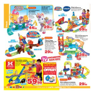 Catalogue Maxi Toys Noël 2017 page 18