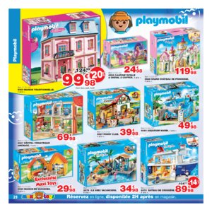 Catalogue Maxi Toys Noël 2017 page 28