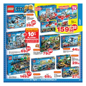 Catalogue Maxi Toys Noël 2017 page 31