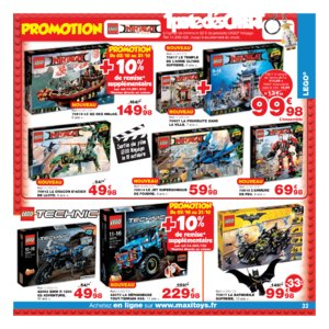 Catalogue Maxi Toys Noël 2017 page 33