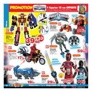 Catalogue Maxi Toys Noël 2017 page 40