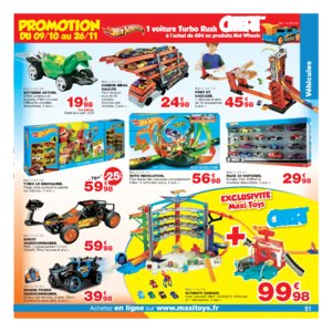Catalogue Maxi Toys Noël 2017 page 51