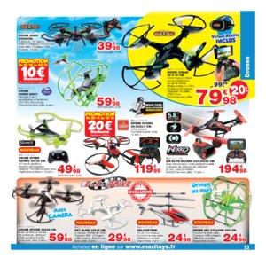 Catalogue Maxi Toys Noël 2017 page 53