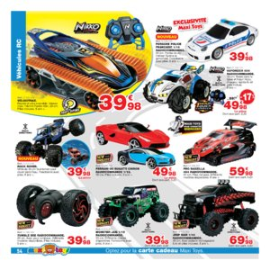 Catalogue Maxi Toys Noël 2017 page 54