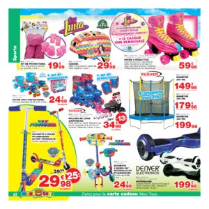 Catalogue Maxi Toys Noël 2017 page 62