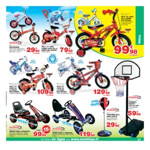 Catalogue Maxi Toys Noël 2017 page 63