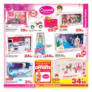 Catalogue Maxi Toys Noël 2017 page 71