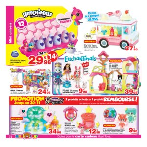 Catalogue Maxi Toys Noël 2017 page 74