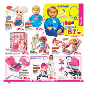 Catalogue Maxi Toys Noël 2017 page 77