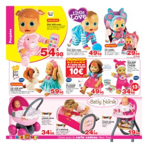Catalogue Maxi Toys Noël 2017 page 78