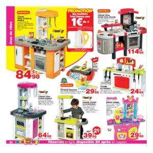 Catalogue Maxi Toys Noël 2017 page 84