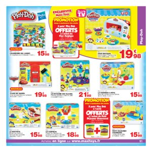 Catalogue Maxi Toys Noël 2017 page 91