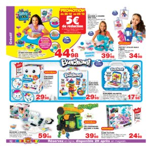 Catalogue Maxi Toys Noël 2017 page 92