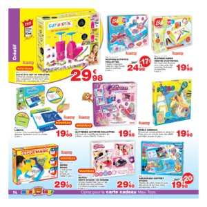 Catalogue Maxi Toys Noël 2017 page 94