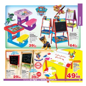 Catalogue Maxi Toys Noël 2017 page 99