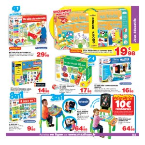Catalogue Maxi Toys Noël 2017 page 103