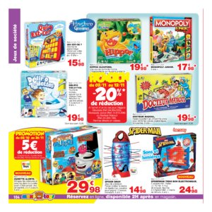 Catalogue Maxi Toys Noël 2017 page 104