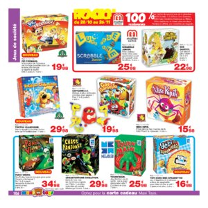 Catalogue Maxi Toys Noël 2017 page 106