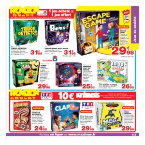 Catalogue Maxi Toys Noël 2017 page 113